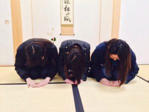 日本の伝統と文化の授業