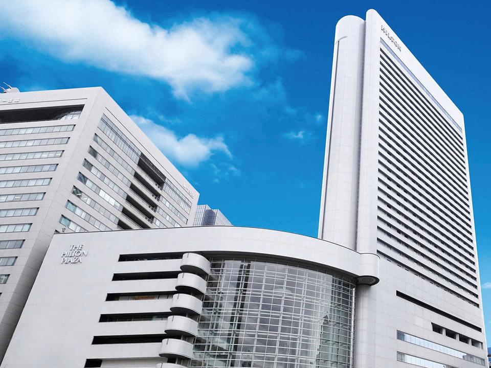 福岡ではホテルの建設ラッシュが続いている