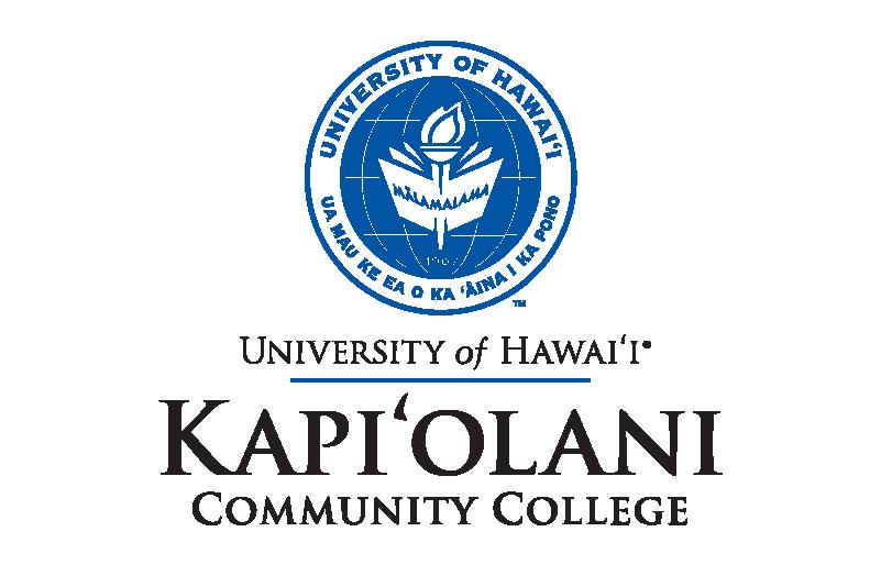 ハワイ大学カピオラニ ロゴ