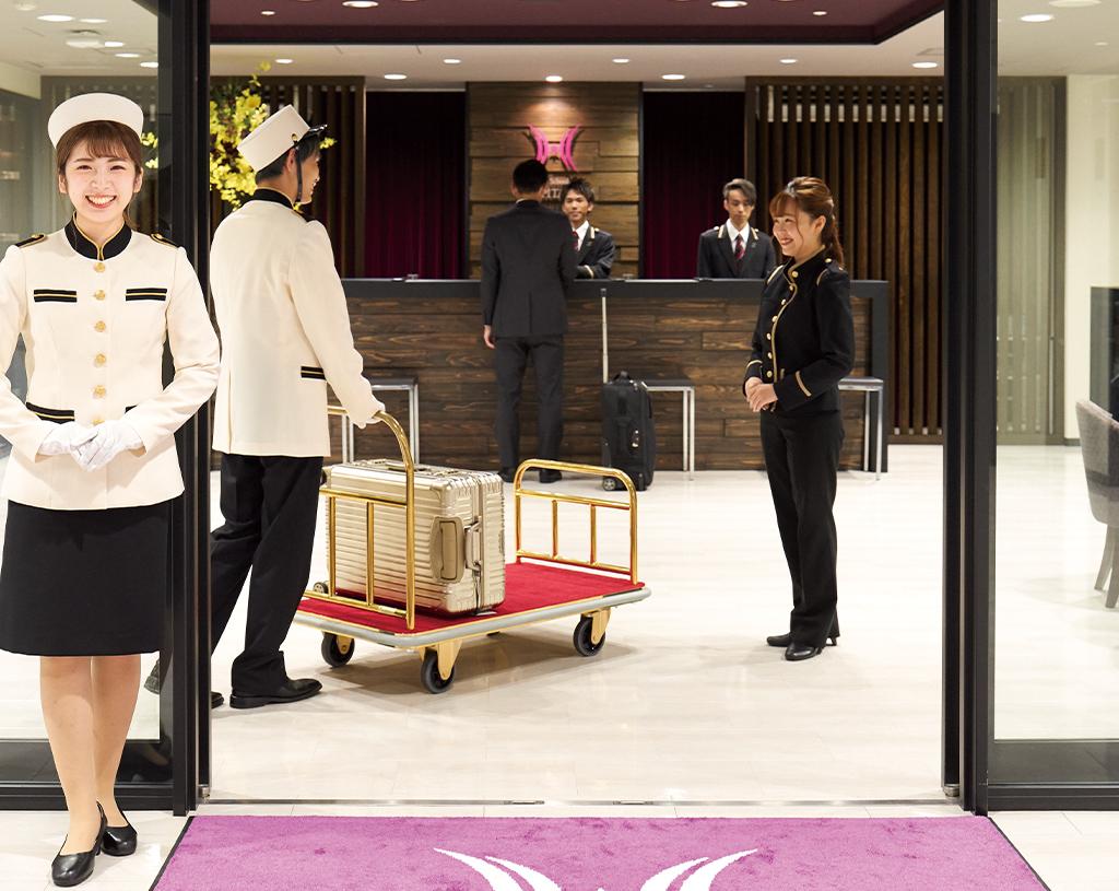 ホテル業界