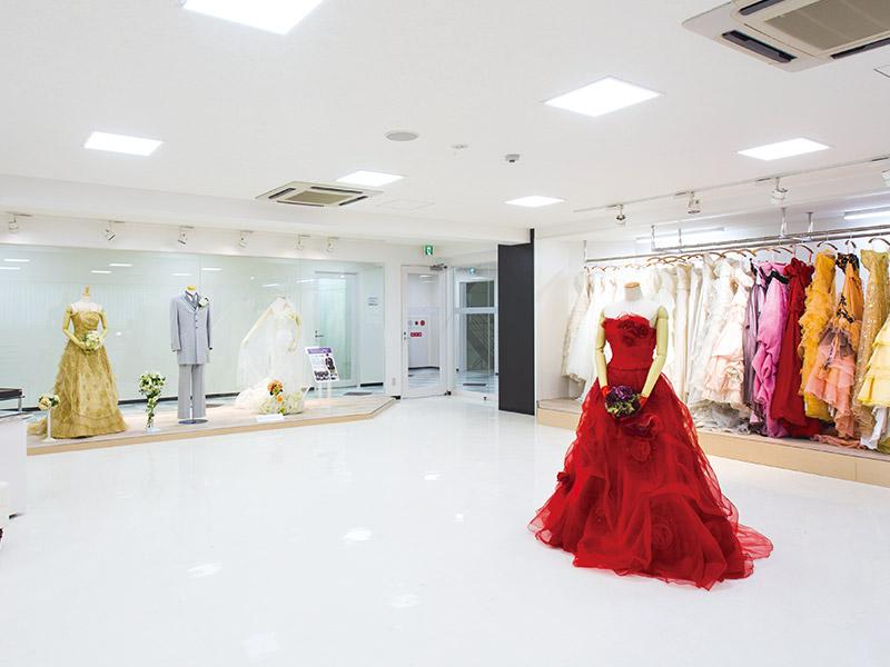 ドレス実習室
