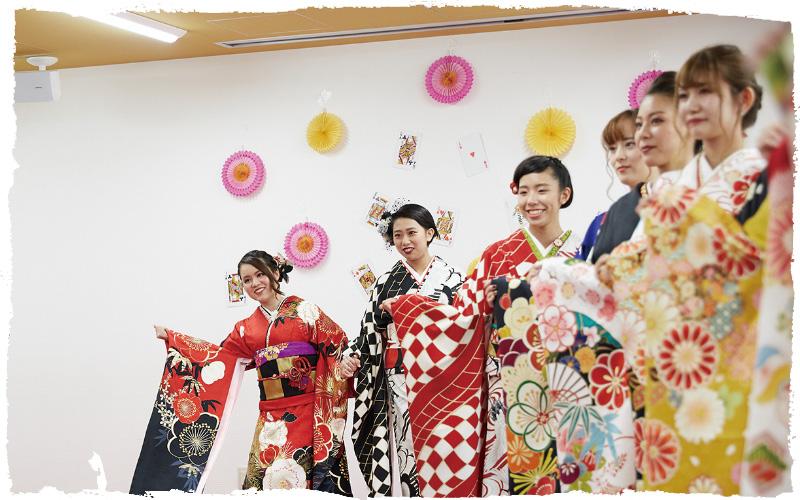 振袖コンテスト&ファッションショー